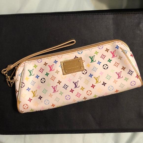 4c7ca48e8571 Louis Vuitton Handbags - Authentic Preowned Louis Vuitton Kate clutch